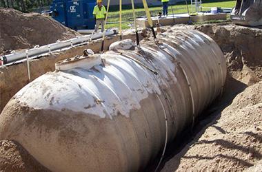 Aboveground & Underground Storage Tank Closures & Assessments