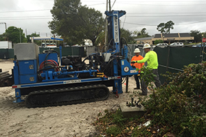 Low Scored-Site Assessment – Active Gas Station in Summerland Key, Florida