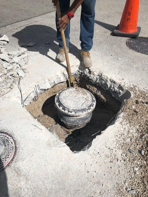 Spill Bucket Replacement